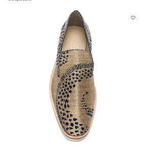 Free People Loafers Size 39 9 US Shoes Snake Eyes
